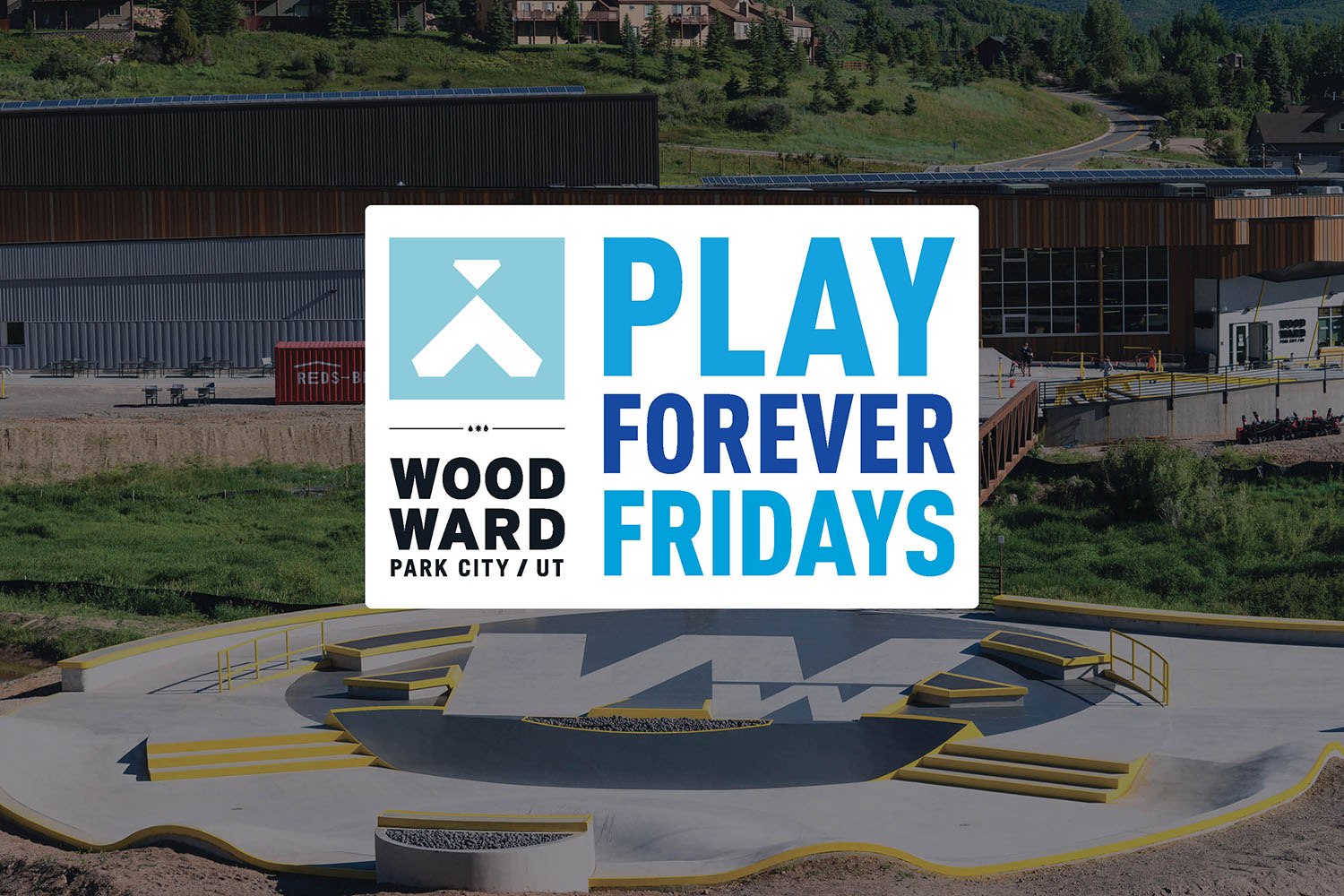 Play Forever Fridays